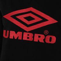 Umbro Umbro Womens Logo Crew Sweater