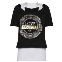 Double Layer T Shirt Ladies