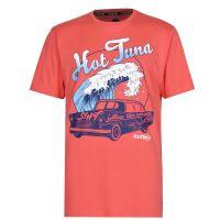 Hot Tuna Crew T Shirt Mens   S, M, L, XL, XXL, XXXL