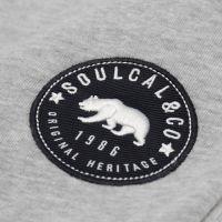 SoulCal Signature Fleece Joggers Mens