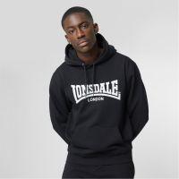 Lonsdale Essentials Logo Hoodie   XS, XL, XXXL